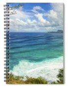 The Big Empty Spiral Notebook