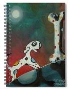 The Big Find Spiral Notebook