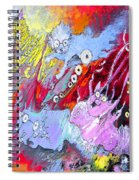 The Big Spectacles Show Spiral Notebook