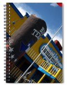 The Big Texan II Spiral Notebook
