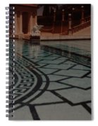 The Biggest Pool Spiral Notebook