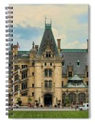 The Biltmore House Spiral Notebook