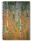 The Birch Wood Spiral Notebook