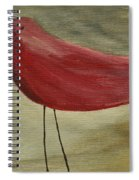 The Bird - Original Spiral Notebook