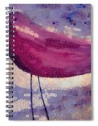 The Bird - K0912b Spiral Notebook