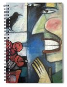 The Bird Watcher Spiral Notebook