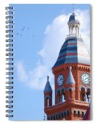 The Birds Spiral Notebook