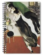 The Birthday Spiral Notebook