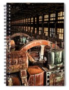 The Blower House Spiral Notebook