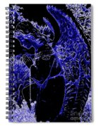 The Blue Angel Spiral Notebook