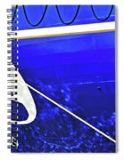 The Blue Ferry Spiral Notebook