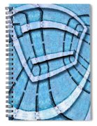 The Blue Room Spiral Notebook