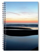 The Blue Zone California Spiral Notebook