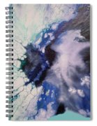 The Blues 3 Spiral Notebook