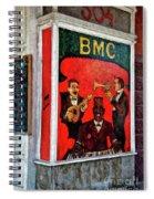 The Bmc Spiral Notebook