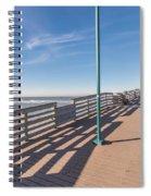 The Boardwalk Spiral Notebook