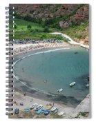 The Bolata Beach Spiral Notebook