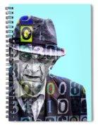 The Bookie Spiral Notebook