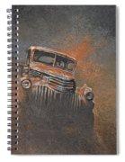 The Bootlegger Spiral Notebook