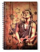The Boss 1985 Spiral Notebook