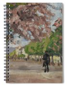 The Boulevard Spiral Notebook