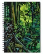 The Braddock Expedition Spiral Notebook