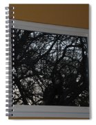 The Branch Window Spiral Notebook
