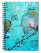 The Branches And The Moon Spiral Notebook