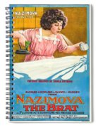 The Brat 1919 Spiral Notebook