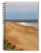 The Breakwater Spiral Notebook