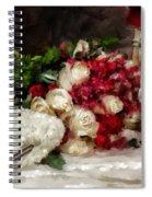 The Bride's Bouquet Spiral Notebook