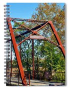 The Bridgetone Bridge Spiral Notebook