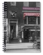 The Brooklyn Eagle Spiral Notebook