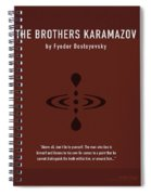 The Brothers Karamazov Greatest Books Ever Series 015 Spiral Notebook