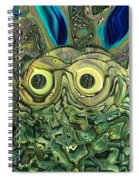 The Bug Spiral Notebook