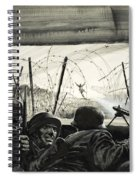 The Bunker  Spiral Notebook