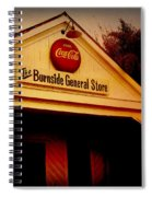The Burnside General Store Spiral Notebook