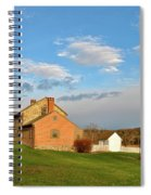 The Bushman House Spiral Notebook