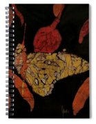 The Butterfly Effect Spiral Notebook