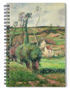 The Cabbage Slopes Spiral Notebook