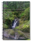 The Calm Waters  Spiral Notebook