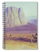 The Camel Train Spiral Notebook