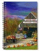 The Campton Farm Spiral Notebook