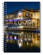 The Cannery Restaurant Spiral Notebook