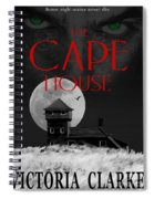The Cape House Book Cover Spiral Notebook