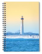 The Cape May Light House Spiral Notebook