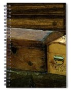 The Captain's Cabin Spiral Notebook