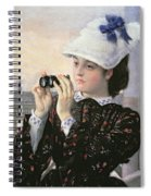The Captain's Daughter Spiral Notebook