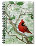 The Cardinal Spiral Notebook
