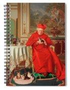 The Cardinal's Favourite Spiral Notebook